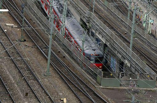S-21-Arbeiten sollen S-Bahn nicht stören