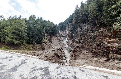 Deutscher stirbt bei Sturz in Tiroler Bach