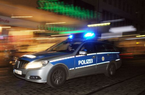 Polizisten beleidigt und angegriffen