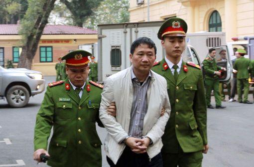 In Berlin entführter Vietnamese verurteilt