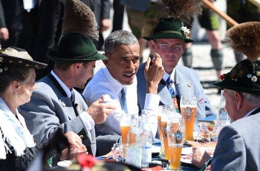 Weißbier für Obama, Blockaden der Gegner