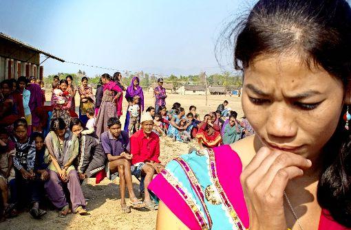 Die Sklavin aus der Ganges-Ebene