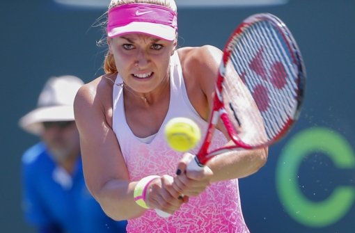 Sabine Lisicki verliert gegen Williams