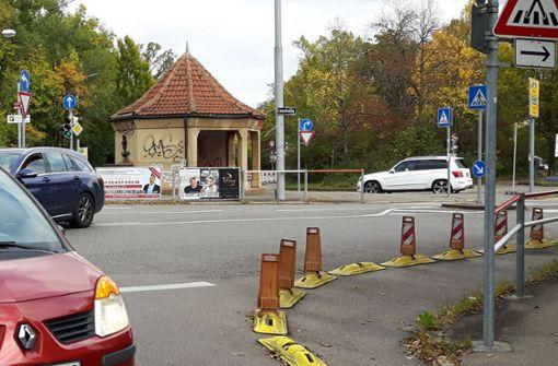 Die Doggenburgkreuzung soll sicherer gemacht werden. Foto: Eva Funke
