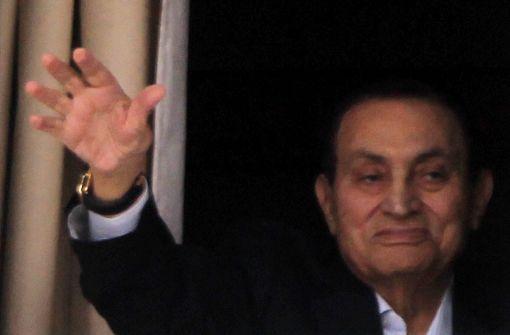 Ehemaliger ägyptischer Präsident soll unschuldig sein