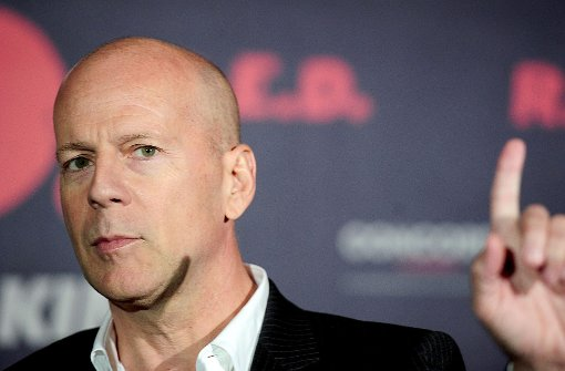 Bruce Willis Deutsch