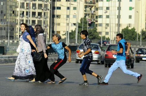 60 Prozent der ägyptischen Frauen geben an, schon sexuell belästigt worden zu sein. Foto: El Shorouk Newspaper