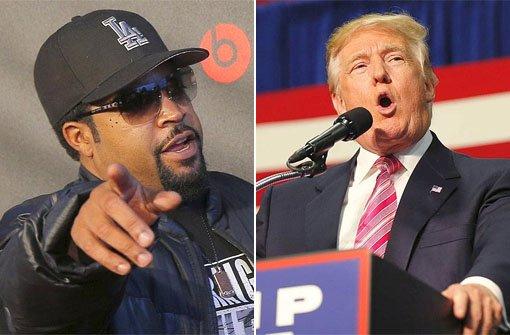 Ice Cube stutzt Donald Trump zurecht