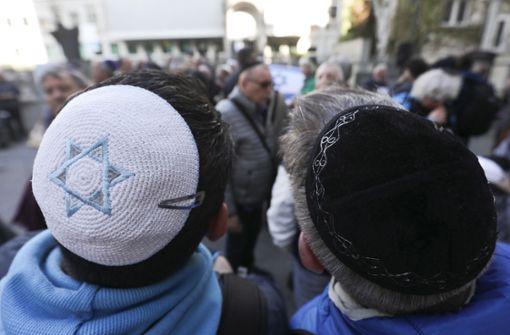 In Bonn gab es einen antisemitischen Vorfall. (Symbolbild) Foto: dpa