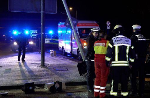 Ein 61-jähriger Mann war mit seinem Renault... Foto: 7aktuell.de/Alexander Hald