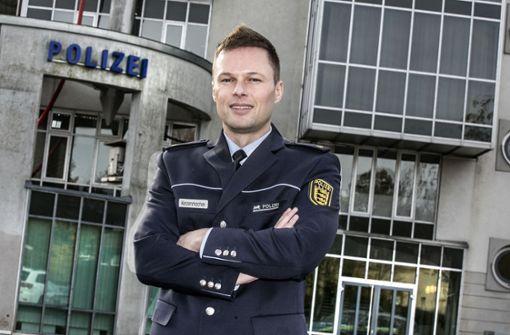 Das ist der neue Leiter des Polizeireviers
