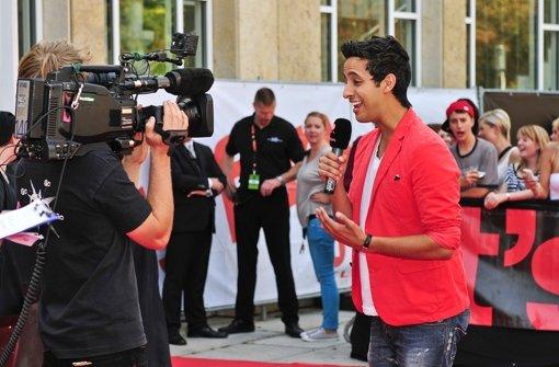 Sami Slimani bei der Konzertveranstaltung The Dome 2012 in Ludwigsburg Foto: Max Kovalenko/PPF