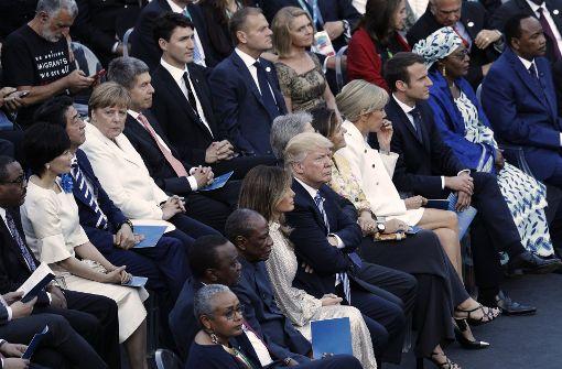 Trump spaltet G7