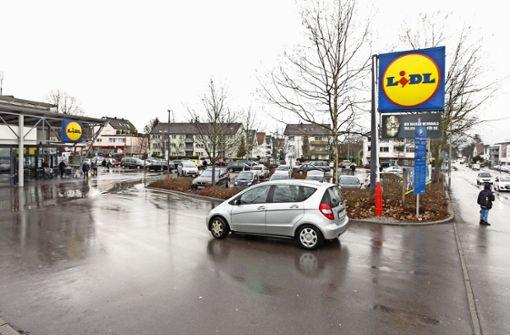 Gemeinderat  verbietet Lidl-Neubau