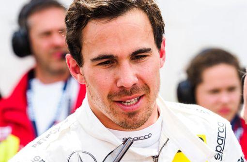 Rennfahrer Robert Wickens querschnittsgelähmt