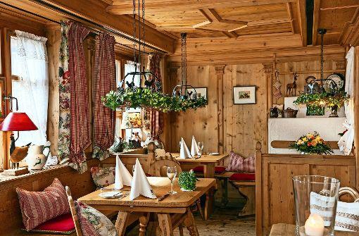 Gute Kombination: Sterne-Restaurant mit Dorfstube