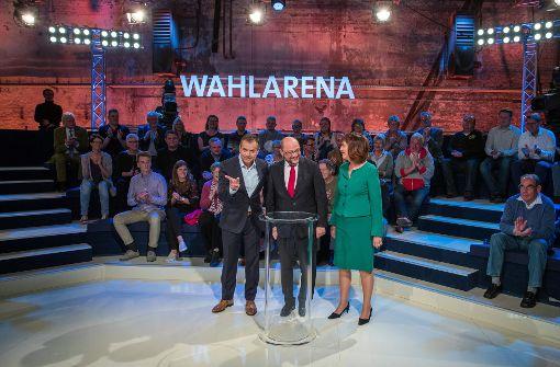 Schulz kündigt Revolution in der Pflege an
