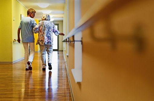 Bauliche Tücken bremsen Ausbau der Pflegeplätze