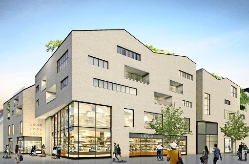 Karstadtparkplatz wird Anfang 2017 bebaut