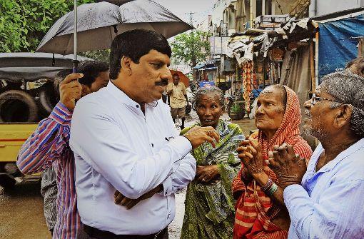 Sindelfinger engagieren sich in Indien