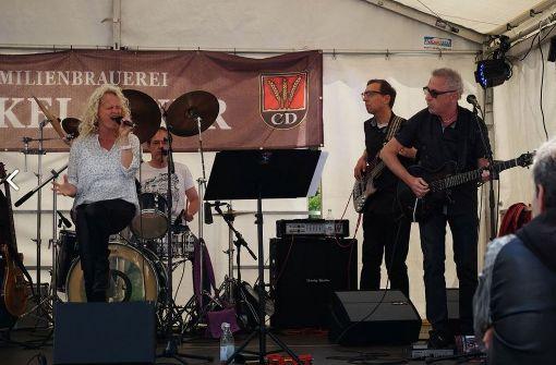 Unter anderem  Spicy Trax heizen im September auf der Open-Air-Bühne auf dem Kirchplatz ein. Foto: Georg Linsenmann