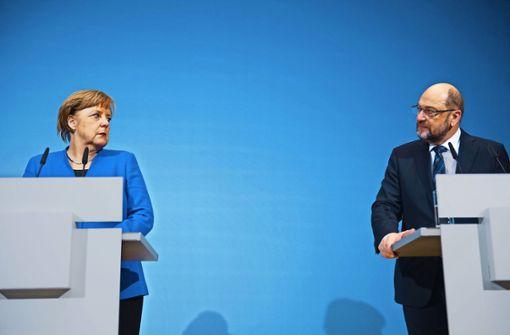 Versetzt die SPD der Kanzlerin den Todesstoß?