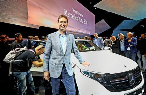 Bilderbuchkarriere bei Daimler