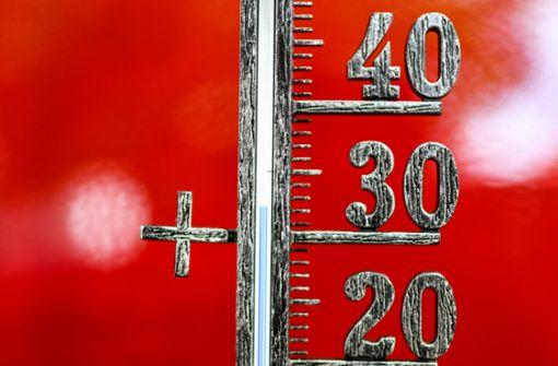 Hitze, Sonne, Wetterprognosen