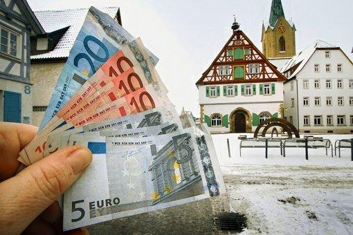 Die Stadt investiert dieses Jahr vor allem in den Grundstückserwerb Foto: factum/Weise