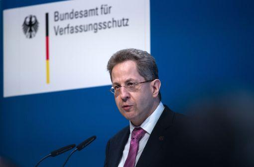 Maaßen: Angriffsfläche wächst in Deutschland rasant