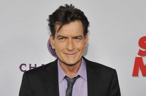Charlie Sheen macht HIV-Erkrankung öffentlich