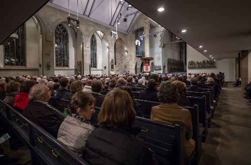 Kirche streicht jede achte Pfarrstelle