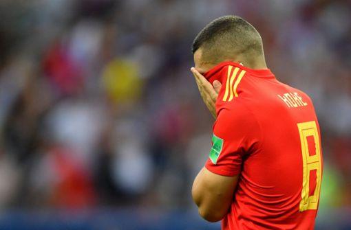 Sensation im Achtelfinale – Spanien scheitert an Russland