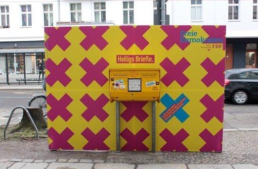 Exil-Schwaben in Berlin sollen wählen
