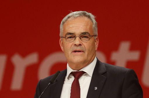 Vereinsbeirat im Bereich Sport und Verein: Wolf-Dietrich Erhard Foto: Baumann