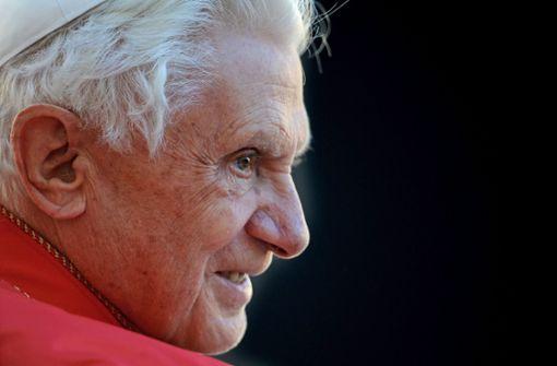 Feiert am 16. April seinen 91. Geburtstag: Papst Benedikt XVI. Foto: dpa