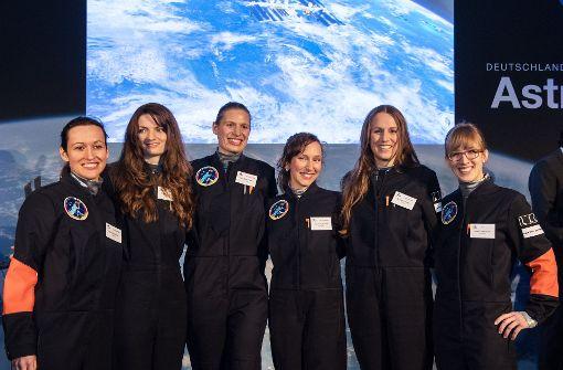 Sechs Frauen stehen im Finale