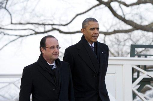NSA spionierten französische Wirtschaft aus