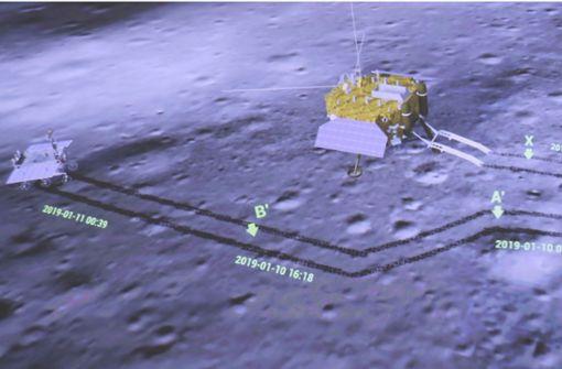 Erstes Panorama von erdabgewandter Mondseite präsentiert