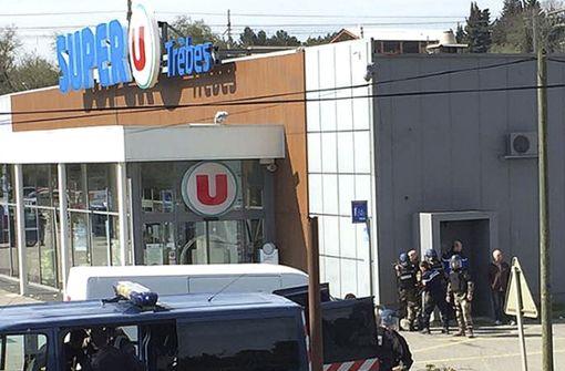 Geiselnehmer in Südfrankreich ist tot