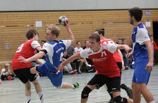 HSC gewinnt das A-Jugend-Derby beim SVF