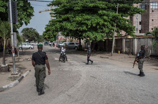 Die Polizei in Nigeria sucht nach dem verschleppten Deutschen (Symbolbild). Foto: AFP