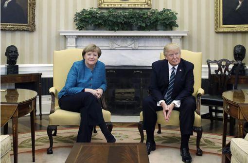 Streit um Handel und Iran-Deal im Fokus