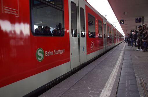 Zugausfälle im S-Bahn-Verkehr wegen der Grippewelle