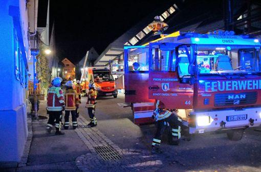 Verkohltes Essen löst Feuerwehreinsatz aus
