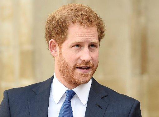 Prinz Harry feiert seinen 32. Geburtstag