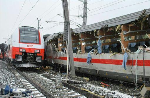 Eine Tote und mehrere Verletzte bei Zug-Crash