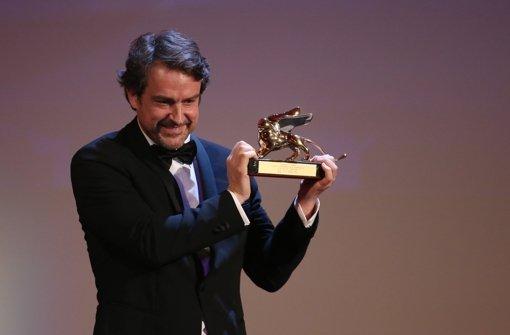 """Goldener Löwe für das Drama """"Desde allá"""""""