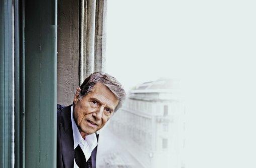 Udo Jürgens: Mit 79 Jahren immer noch Mitten im Leben. Foto: promo