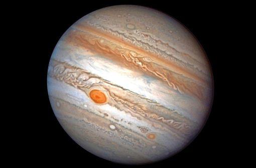 Jupiter: Beherrscher der dunklen Mainächte